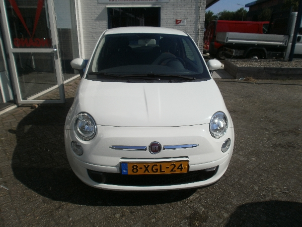 fiat 500 0.9 twin air  euro95 wit